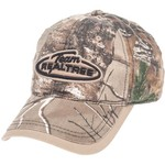 Team Realtree Men's Camo Cap