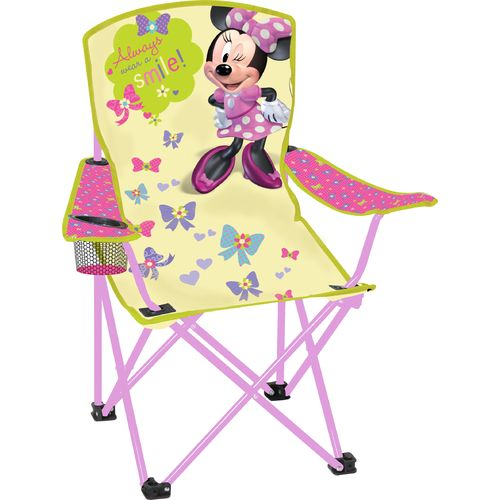 Image for Disney Kids' Minnie Bowtique Camp Chair from Academy