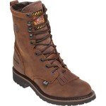 Justin Men's Wyoming Waterproof Work Boots - view number 2