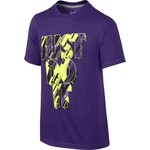 Nike Boys' Just Do It Swoosh Novelty T-shirt
