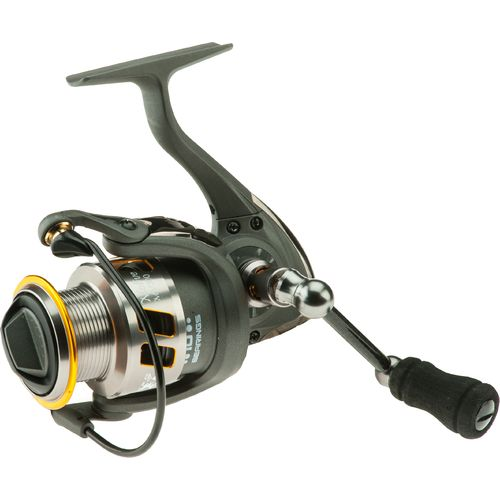 H2o xpress motive carbon spinning reel convertible academy for Academy fishing reels