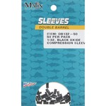 "Malin Double-Barrel 1/32"" Compression Sleeves 50-Pack"