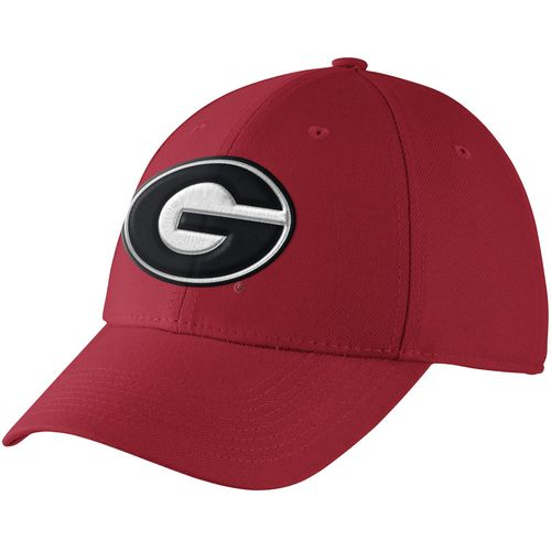 Nike™ Men's University of Georgia Dri-FIT Swoosh Flex Cap