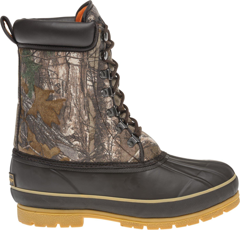 Game Winner® Men's Duc Boot II Camo Hunting