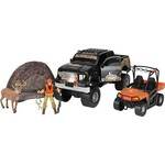 Tree House Kids Imagination Adventure Series 4x4 Truck Hunting Set