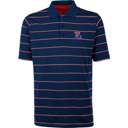 Antigua Men's Louisiana Tech University Deluxe Polo Shirt