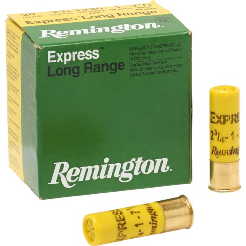 Remington Upland Loads Express Long-Range 20 Gauge 7.5 Shotshells - view number 1