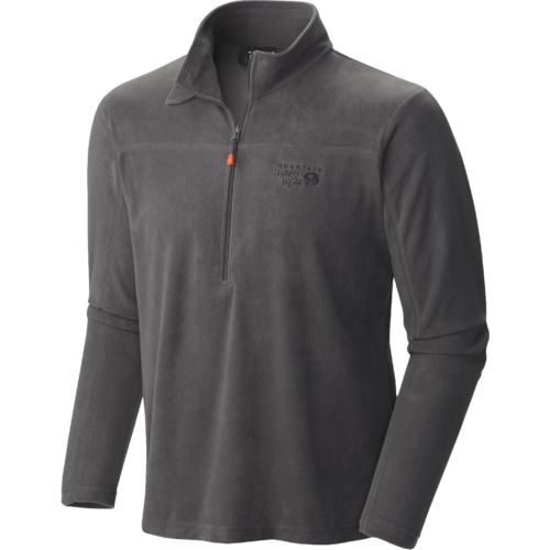 Mountain Hardwear Men's MicroChill Tech Zip T-shirt