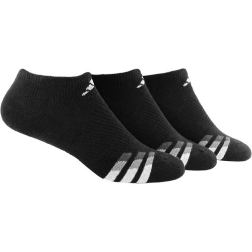 Display product reviews for adidas Men's climalite No-Show Socks 3 Pack