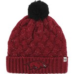 '47 Women's University of Arkansas Gameday Fiona Cuff Knit Cap