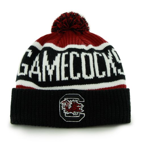 '47 Adults' University of South Carolina Calgary Knit Cap - view number 1