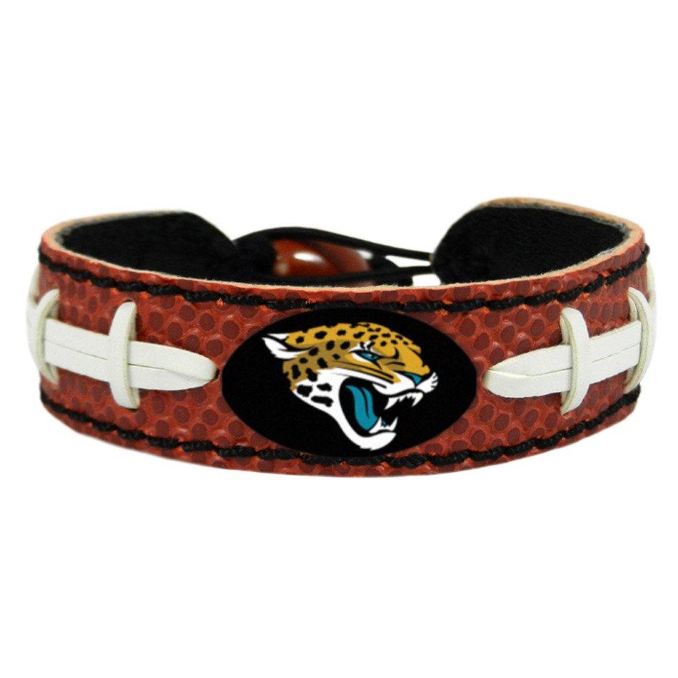 GameWear Jacksonville Jaguars Classic NFL Football Bracelet