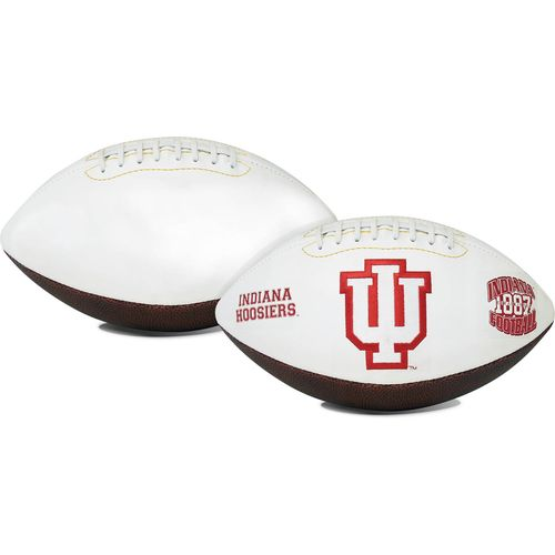 Jarden Sports Licensing Indiana University Signature Series Full Size Football with Autograph Pen