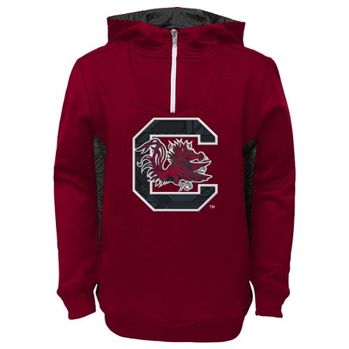 NCAA Boys' University of South Carolina Fleece Hoodie