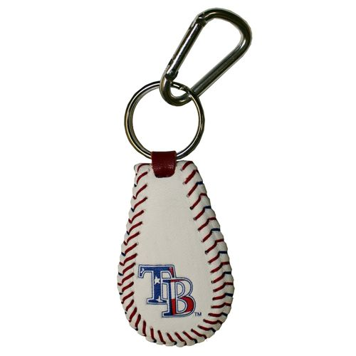 GameWear Tampa Bay Rays Stars and Stripes Baseball Key Chain