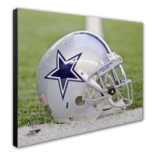 Photo File Dallas Cowboys 8' x 10' Helmet Photo