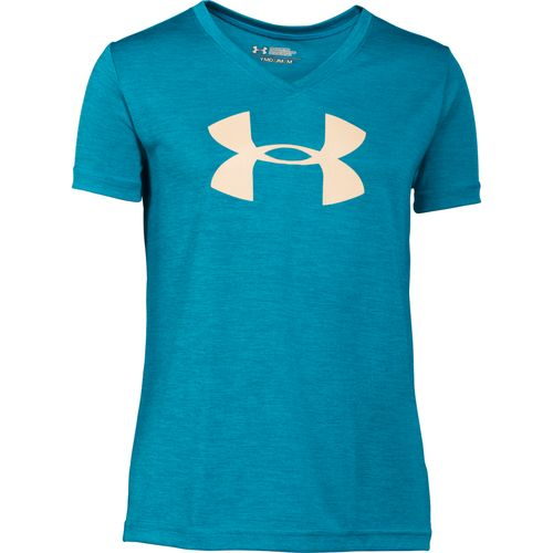 Display product reviews for Under Armour Girls' Big Logo T-shirt