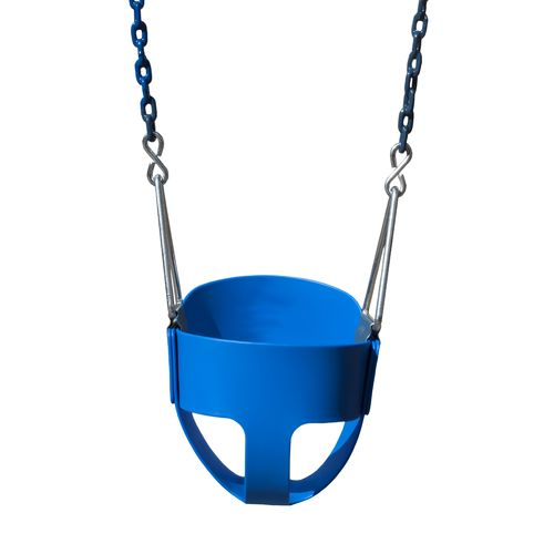 Gorilla Playsets™ Full Bucket Toddler Swing - view number 1