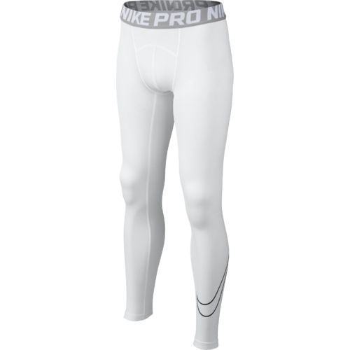 Display product reviews for Nike Boys' Hypercool High Brand Read Compression Tight