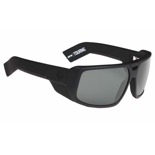 SPY Optic Adults' Touring Happy Polarized Sunglasses
