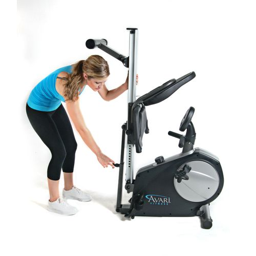Avari® Conversion II Rower/Recumbent Exercise Bike - view number 6