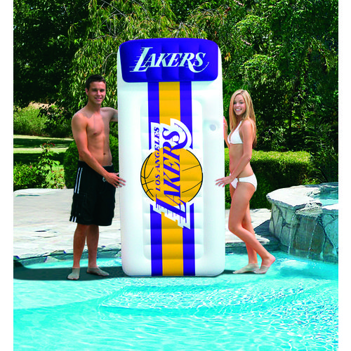 Poolmaster® Los Angeles Lakers Giant Mattress - view number 2