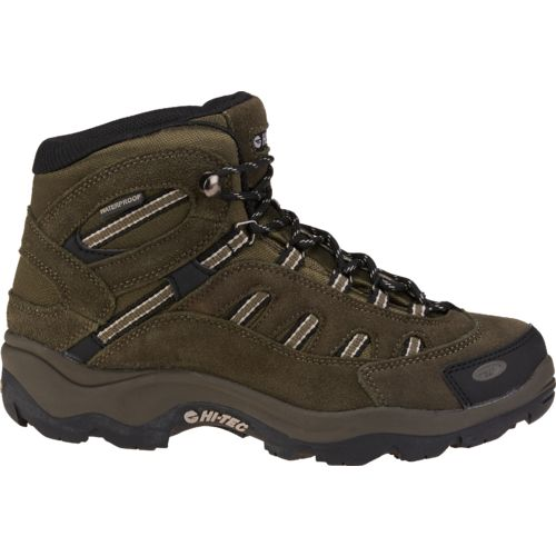 Hi-Tec Men's Bandera Mid Waterproof Hiking Boots