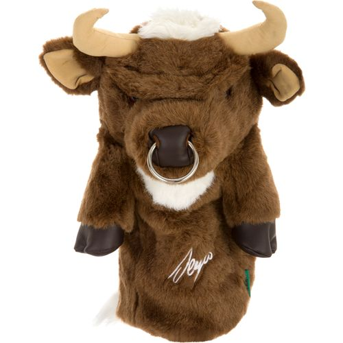 Winning Edge Sergio Garcia Bull Head Cover