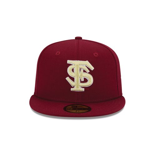 New Era Men's Florida State University 59FIFTY Cap - view number 4