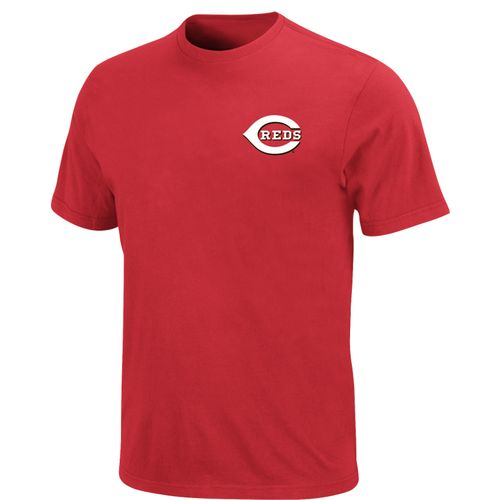 Majestic Men's Cincinnati Reds Official Wordmark T-shirt