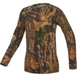 Game Winner® Kids' Hill Zone Camo Long Sleeve T-shirt
