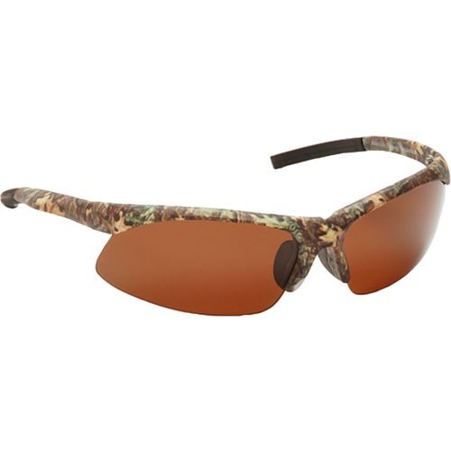 AES Optics Mossy Oak Obsession® Full Sport Polarized Sunglasses