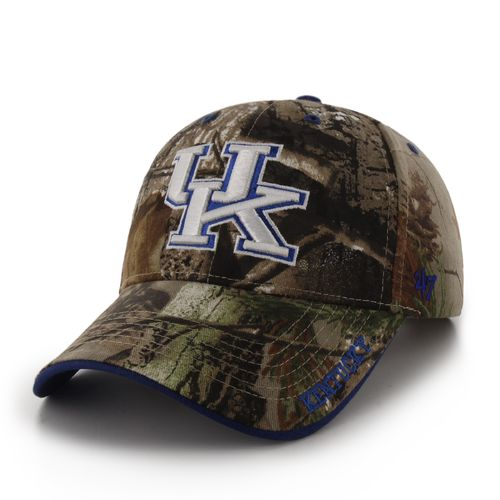 '47 Adults' University of Kentucky Realtree Frost MVP Cap