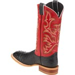 Justin Men's Full Quill Ostrich AQHA Remuda Western Boots - view number 3