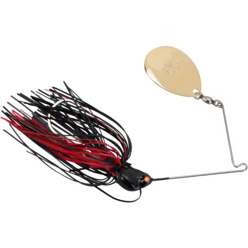 Hoppy's Single Short Arm 3/8 oz. Emerald Spinnerbait