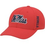 Top of the World Men's University of Mississippi Booster Plus Cap - view number 1