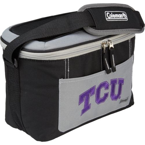 Coleman® Texas Christian University 12-Can Soft-Sided Cooler