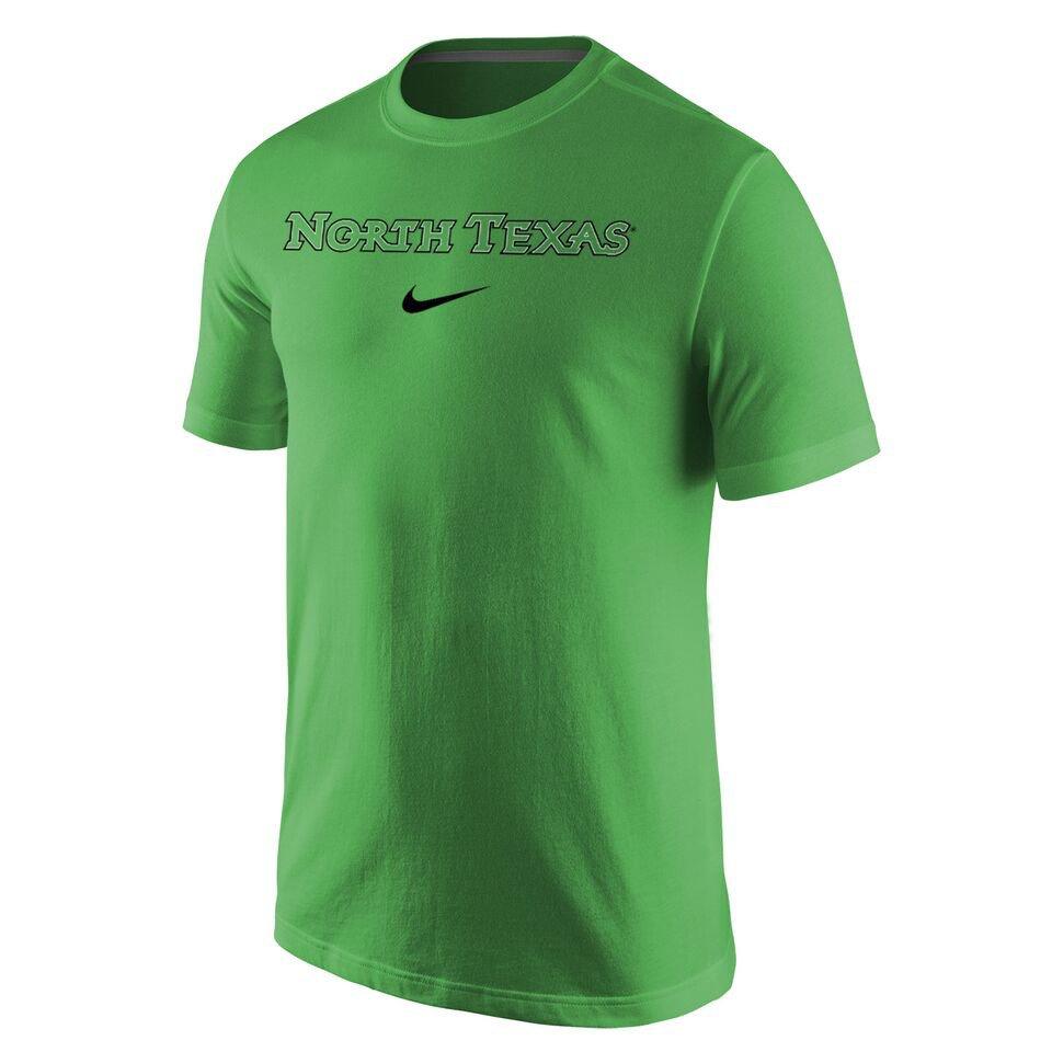 Nike Men's University of North Texas Cotton Short