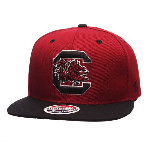 Zephyr Men's University of South Carolina Z11 Zwool Adjustable Cap