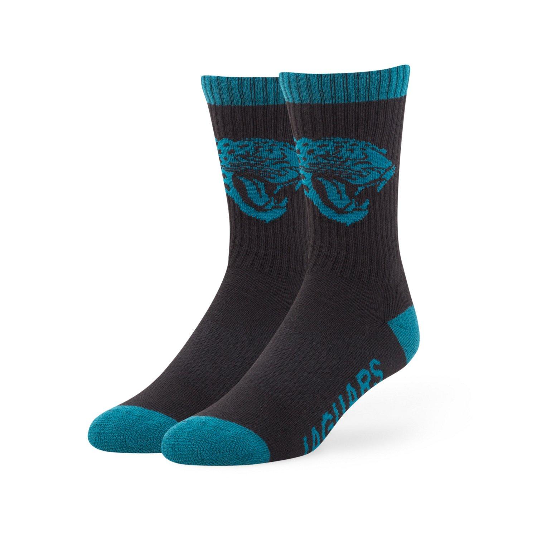 '47 Men's Jacksonville Jaguars Bolt Sport Socks
