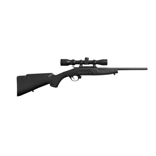 Traditions Crackshot .22 LR Break-Action Single-Shot Scoped Rifle