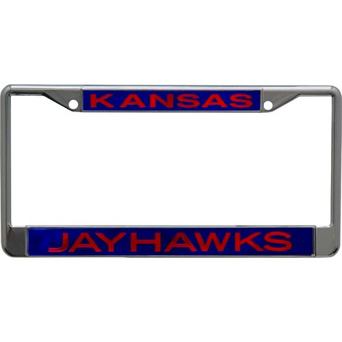 Stockdale University of Kansas Mirror License Plate Frame