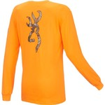Browning Men's Long Sleeve Buckmark T-shirt