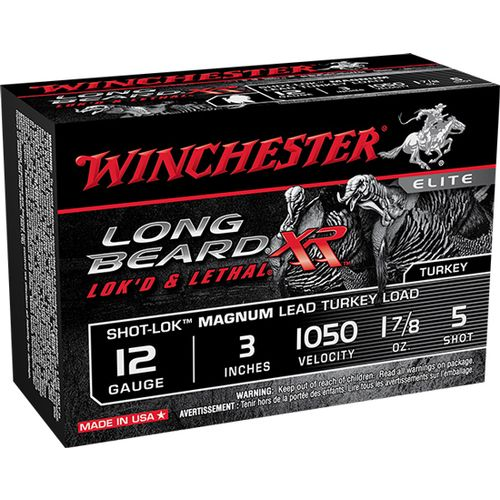 Winchester Long Beard XR 12 Gauge 3 inches 5 Shot Shotshells