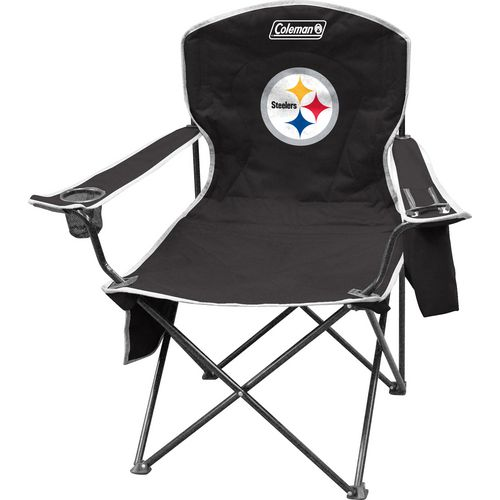 Display product reviews for Coleman® Pittsburgh Steelers Cooler Quad Chair