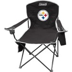 Coleman® Pittsburgh Steelers Cooler Quad Chair - view number 1