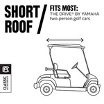 Classic Accessories Fairway Collection The Drive by Yamaha® Golf Cart Enclosure - view number 1