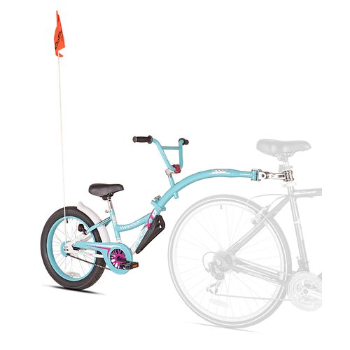 Display product reviews for WeeRide Girls' Co-Pilot XT Tow-Behind Cycling Trainer