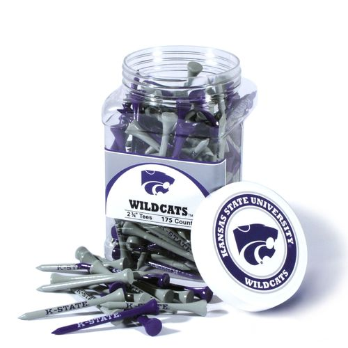 Team Golf Kansas State University Tees 175-Pack - view number 1