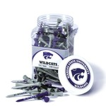 Team Golf Kansas State University Tees 175-Pack